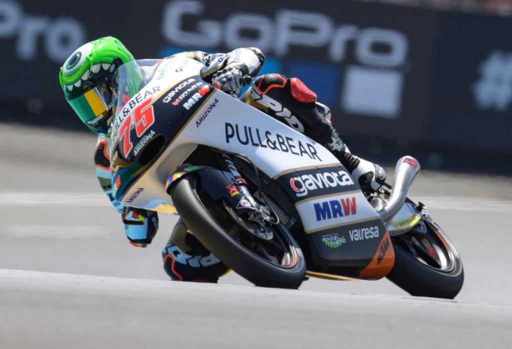 Moto3 | GP Francia: Di Giannantonio vince ma è retrocesso, successo ad Arenas