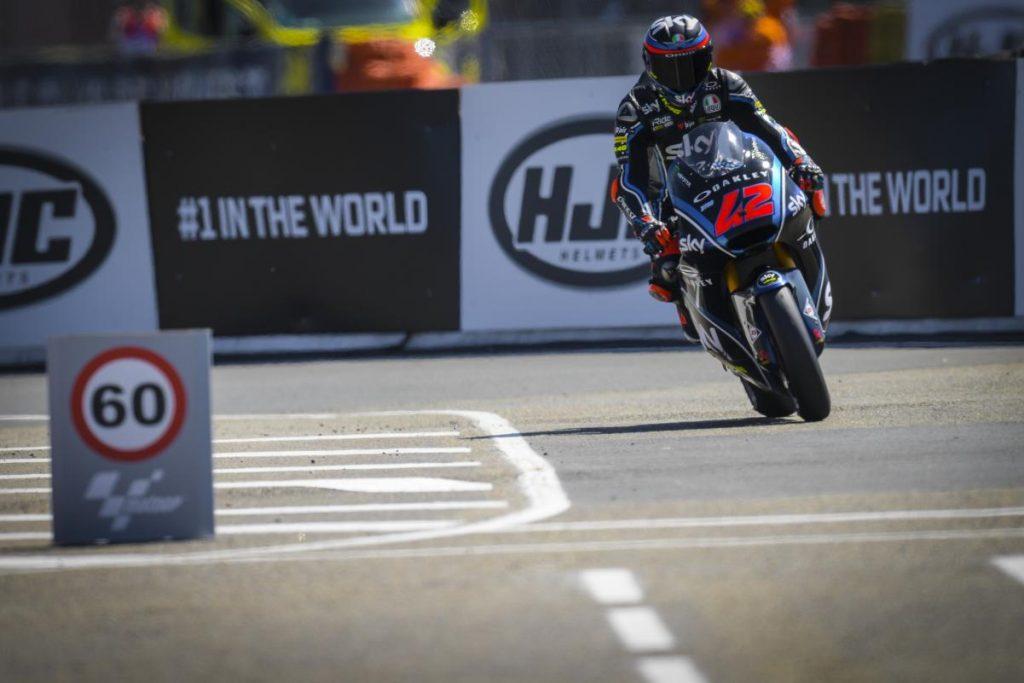 Moto2 | GP Francia: Bagnaia vince la sua terza gara della stagione