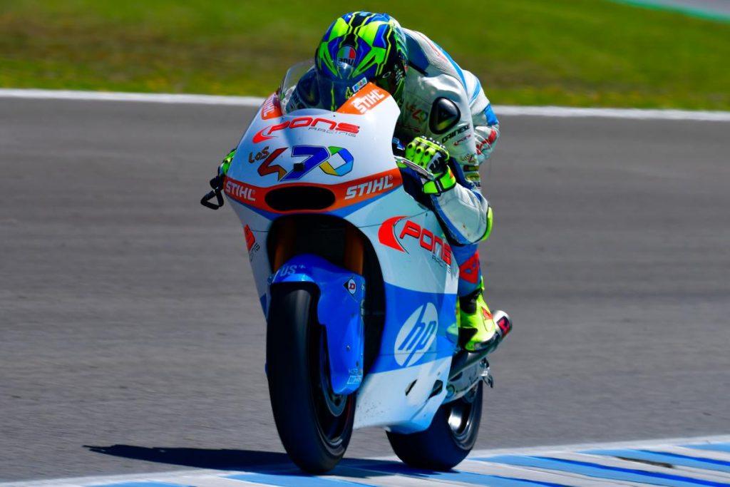 Moto2 | GP Spagna: seconda vittoria in classe di mezzo per Baldassarri