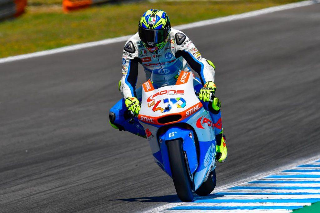 Moto2 | GP Spagna: Baldassarri primo nelle qualifiche