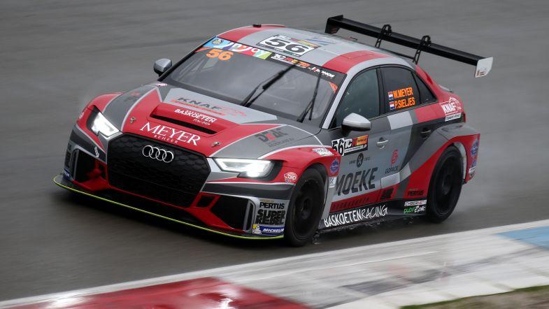 WTCR | Bas Koeten Racing wildcard con due Audi a Zandvoort