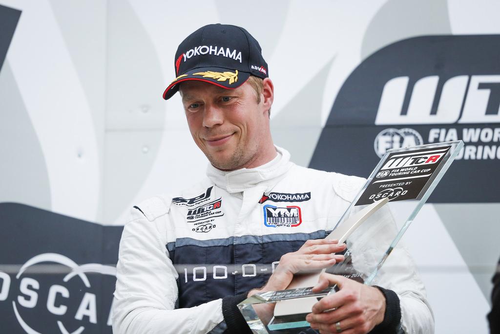 WTCR | Nürburgring: Björk ancora in pole, Audi seconda con Vervisch