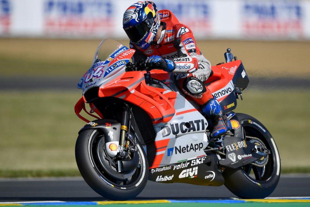 MotoGP   Dovizioso fa la sua scelta, in Ducati per i prossimi due anni