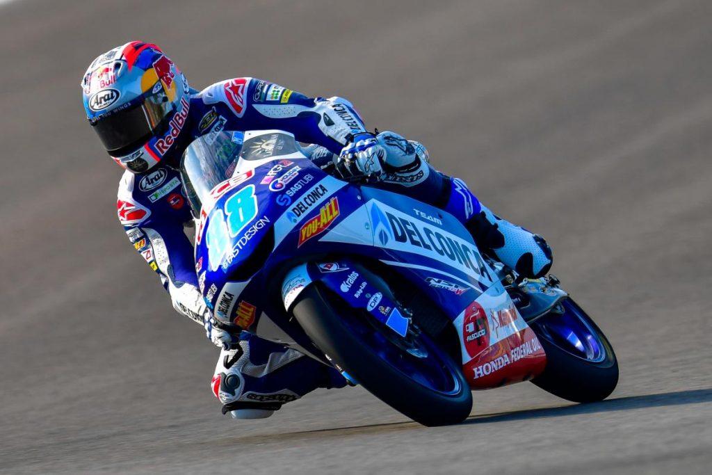 Moto3 | GP Spagna: pole position per Jorge Martín