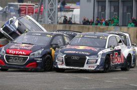 WRX   Belgio: Loeb e Peugeot tornano a vincere a Mettet