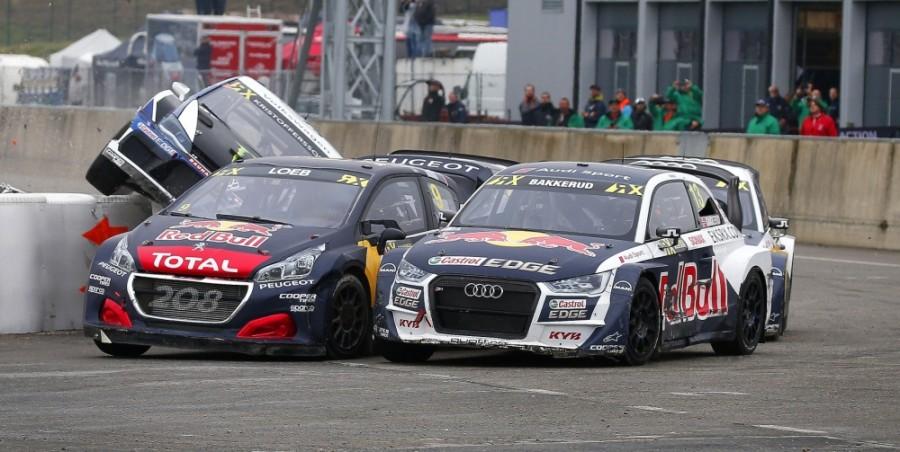 WRX | Belgio: Loeb e Peugeot tornano a vincere a Mettet
