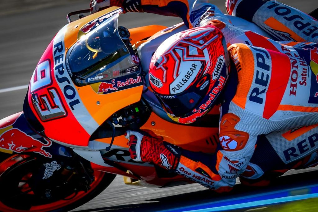 MotoGP | GP Spagna, sintesi warm-up