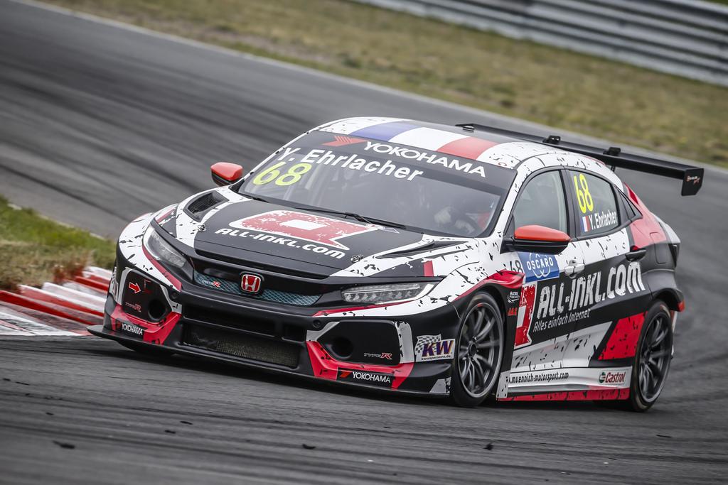 WTCR | Zandvoort: Ehrlacher trionfa in gara-1, Peugeot sul podio con Comte