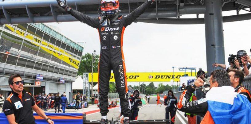 """<span class=""""entry-title-primary"""">ELMS Monza: G-Drive Racing vince una corsa caotica</span> <span class=""""entry-subtitle"""">Tanti incidenti e neutralizzazioni nel corso delle quattro ore</span>"""