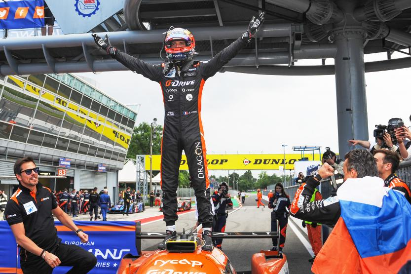ELMS Monza: G-Drive Racing vince una corsa caotica