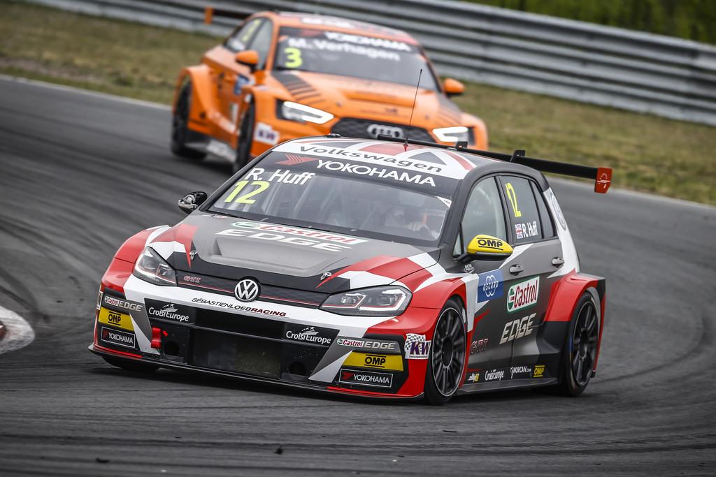 WTCR | Zandvoort: Robert Huff in pole per gara-1, Hyundai a fondo