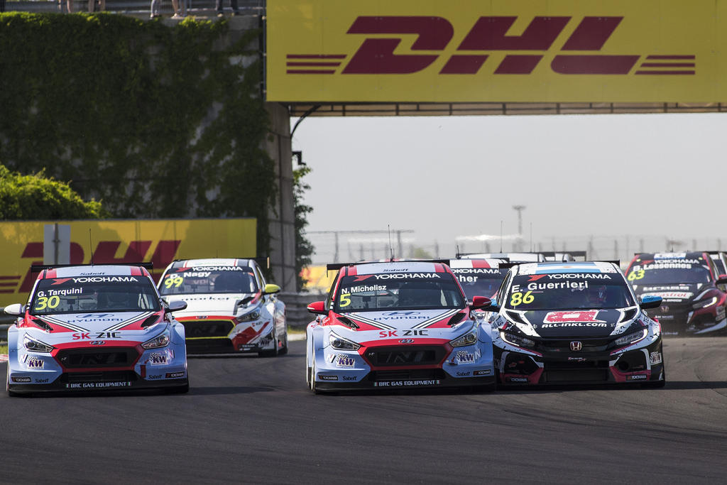 WTCR | Prima revisione del Balance of Performance 2018