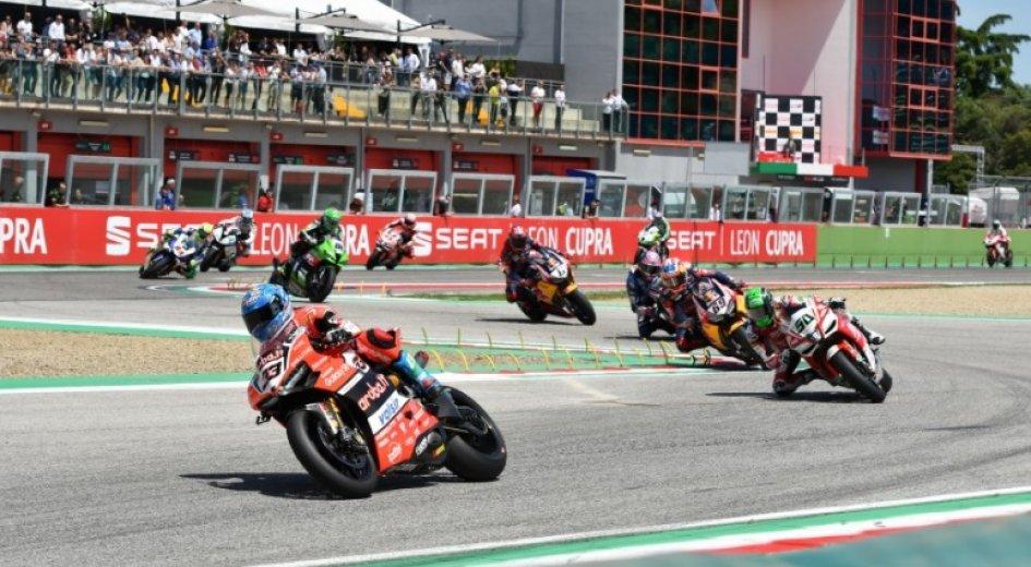 SBK | GP Italia 2018 - Anteprima