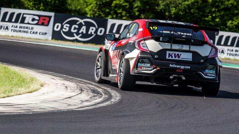 WTCR | Nuova wildcard per il team KCMG al Nürburgring
