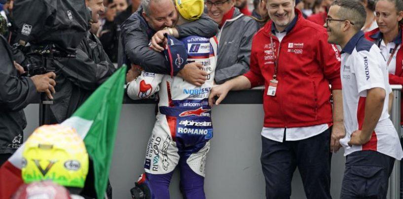 """<span class=""""entry-title-primary"""">MotoGP   È morto Andrea Marinelli, sponsor del team Snipers</span> <span class=""""entry-subtitle"""">Il mobiliere italiano lascia il suo team a 46 anni</span>"""