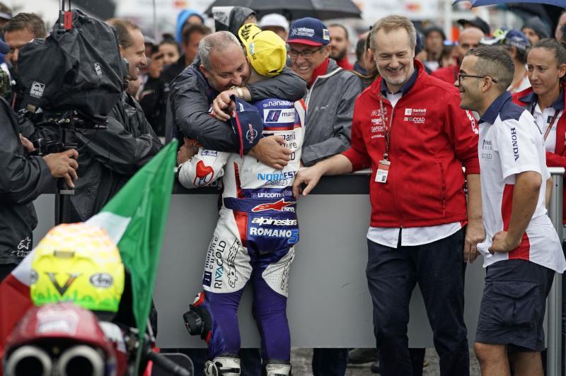 MotoGP | È morto Andrea Marinelli, sponsor del team Snipers