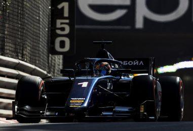 F2 | Seconda vittoria a Montecarlo per Artem Markelov