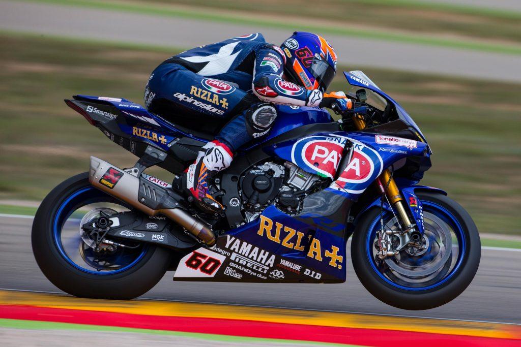 SBK | GP Gran Bretagna: Yamaha torna a vincere con van der Mark dopo sette anni di digiuno