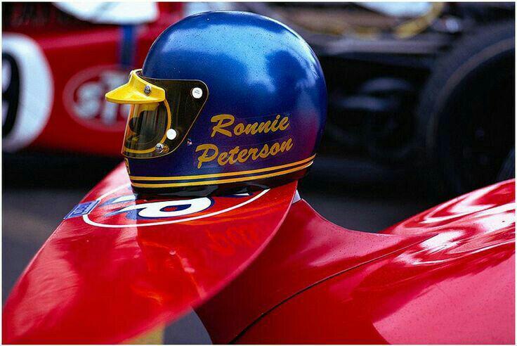 Monaco 1971: il secondo posto di Ronnie con il vassoio da the 1