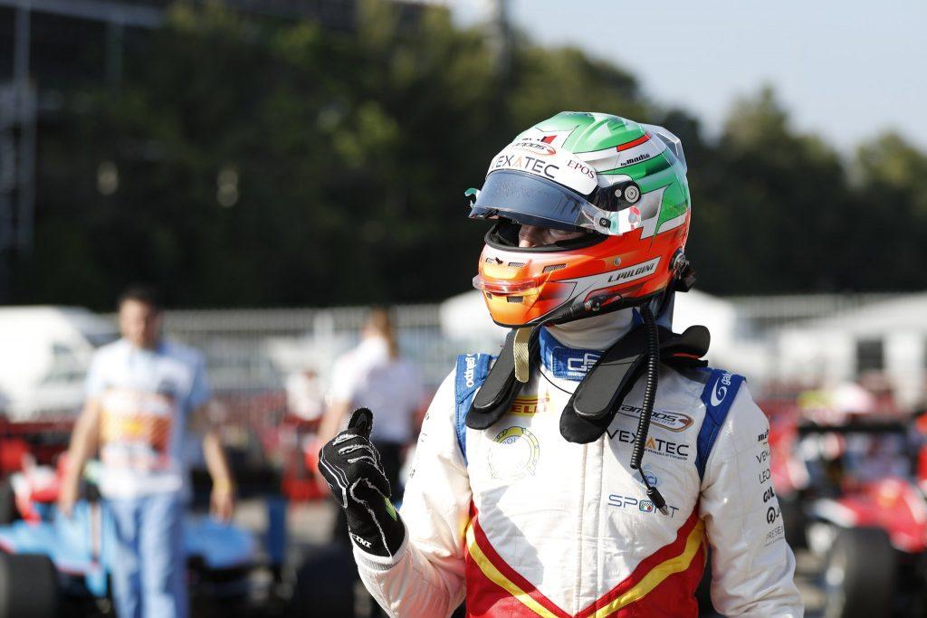 GP3 | GP Spagna, prima pole per Leonardo Pulcini