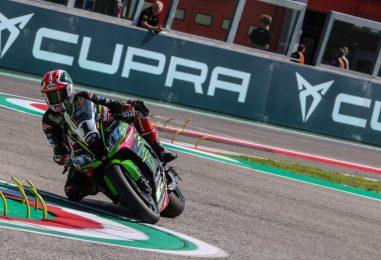 SBK   GP Italia: Rea si proclama nuovo re di Imola
