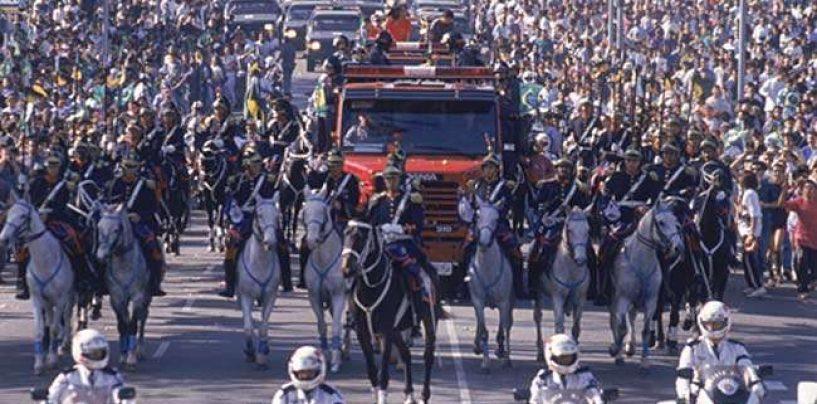 """<span class=""""entry-title-primary"""">Il giorno del giudizio</span> <span class=""""entry-subtitle"""">4 maggio 1994. A San Paolo si sancisce l'immortalità di Ayrton</span>"""