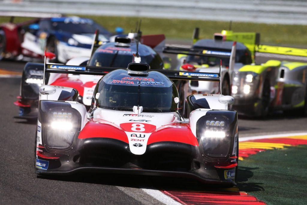 WEC | 6h di Spa: Toyota #7 esclusa dalle qualifiche: pole alla #8 di Buemi, Alonso e Nakajima