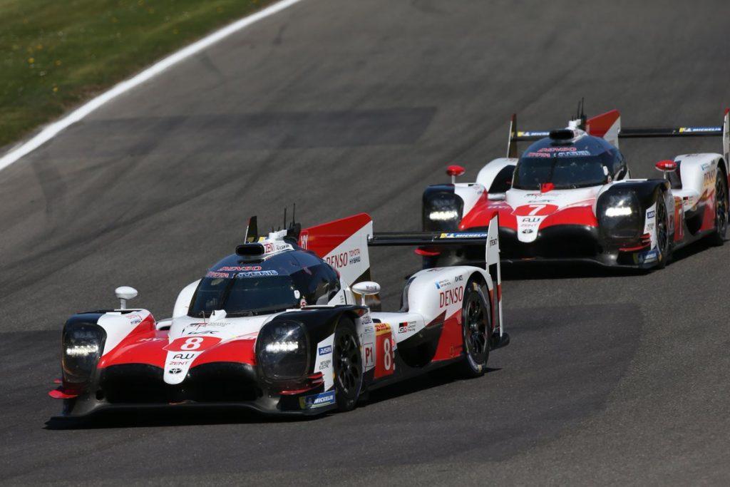 WEC | 6h di Spa: prova di forza per Toyota, Ford vince tra le GTE