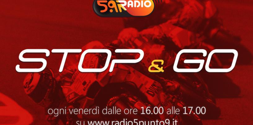 """<span class=""""entry-title-primary"""">""""Stop&Go"""" live venerdì 8 giugno alle ore 16.00 su Radio 5.9</span> <span class=""""entry-subtitle"""">La trasmissione di P300 in diretta fino alle 17</span>"""