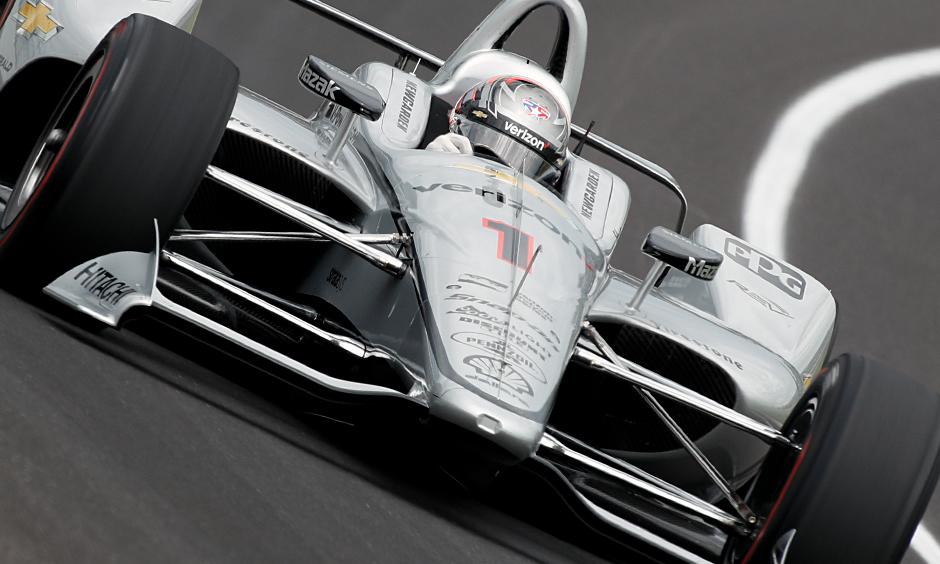 Indycar   Texas 600: Pole per Newgarden, tripletta Penske in qualifica
