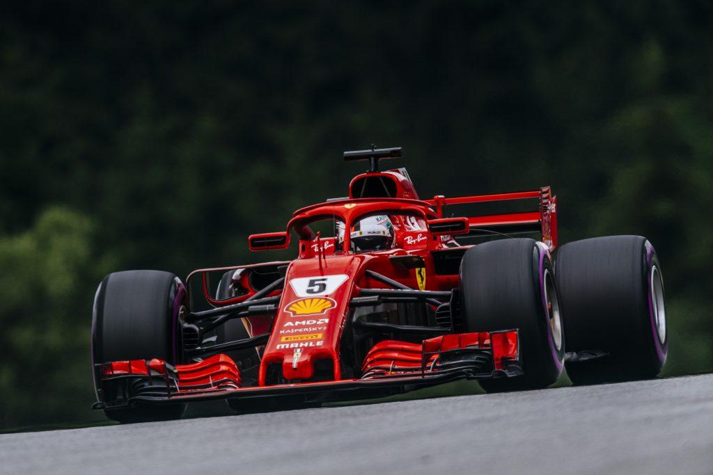 F1 | GP Austria, Vettel penalizzato di tre posizioni per aver bloccato Sainz in qualifica