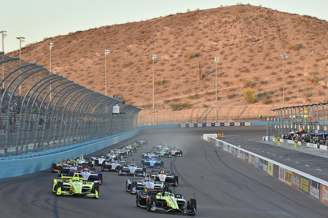Indycar | Phoenix out dal calendario 2019