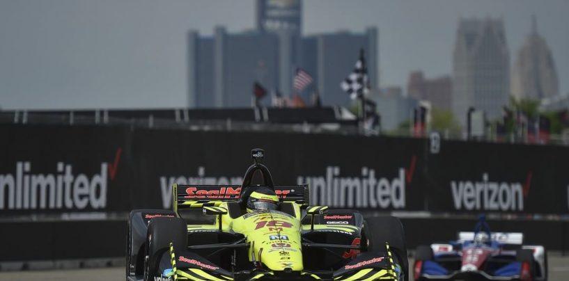 """<span class=""""entry-title-primary"""">Indycar   GP Detroit: Bourdais il più rapido nelle FP1</span> <span class=""""entry-subtitle"""">Tempi molto alti nel turno del mattino</span>"""