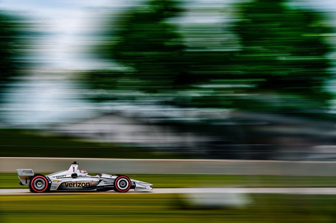 Indycar | GP Road America: Pole position per Newgarden