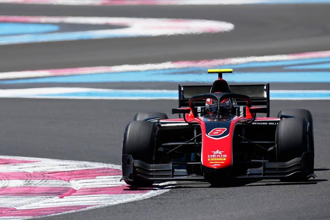 F2 | GP Francia: Russell domina dal primo all'ultimo giro e vince gara-1