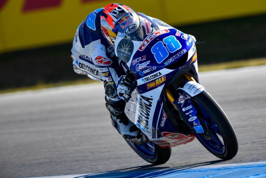 Moto3 | GP Olanda: Martín ancora in pole, al suo fianco gli italiani