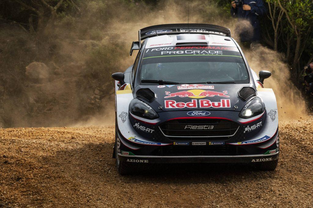 WRC | Sardegna: Ogier al comando, ma Neuville è in scia