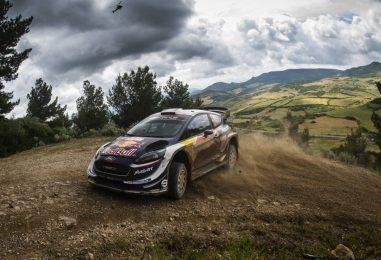 "WRC | Sardegna: Ogier e Neuville proseguono in tandem, 4"" tra i due"