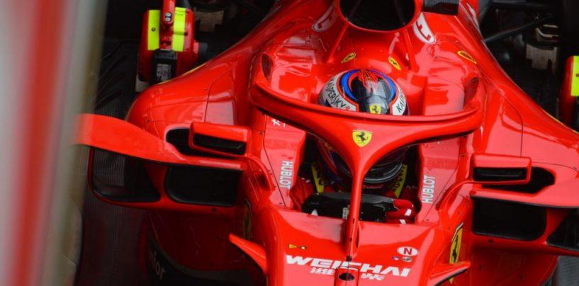 """<span class=""""entry-title-primary"""">Il sedile di un autobus pubblico</span> <span class=""""entry-subtitle"""">Ovvero, quello della Ferrari di Kimi</span>"""
