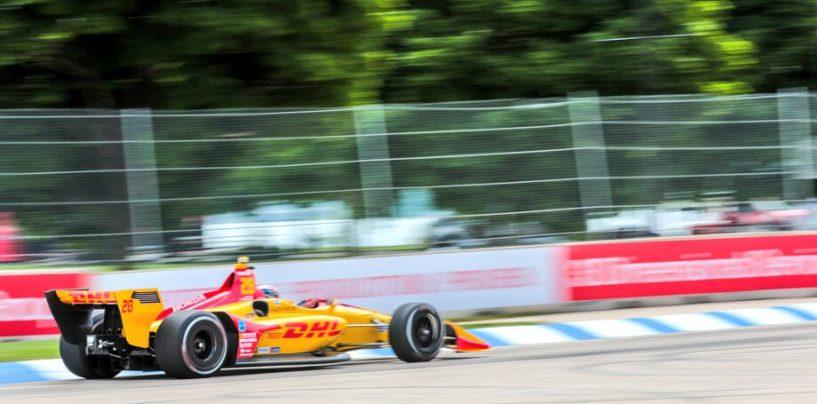 """<span class=""""entry-title-primary"""">Indycar   GP Detroit: Miglior tempo nelle FP2 per Hunter-Reay</span> <span class=""""entry-subtitle"""">Da domani si inizia con le prime qualifiche e gara-1</span>"""