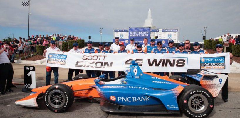 """<span class=""""entry-title-primary"""">Indycar   GP Detroit: Scott Dixon torna al successo</span> <span class=""""entry-subtitle"""">42ª vittoria per il neozelandese, che eguaglia Michael Andretti nella classifica dei piloti più vincenti</span>"""
