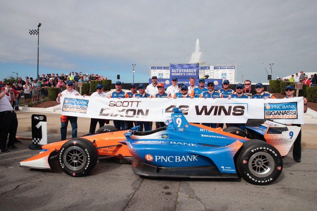 Indycar | GP Detroit: Scott Dixon torna al successo