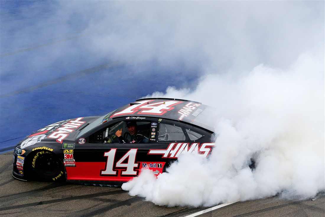 NASCAR | Michigan: Bowyer più forte del maltempo!