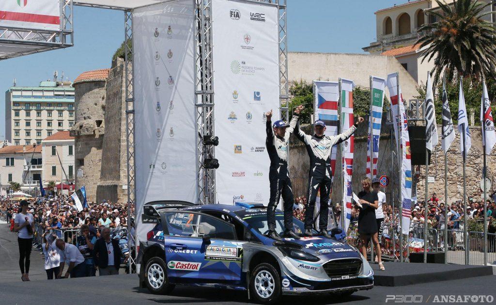 WRC | Rally di Sardegna 2018 - Anteprima