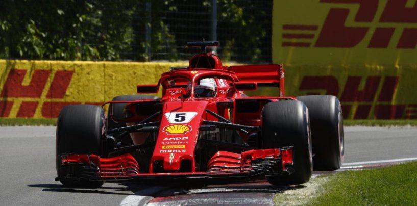 "<span class=""entry-title-primary"">F1 | GP Canada: cavalcata trionfale di Sebastian Vettel!</span> <span class=""entry-subtitle"">Il tedesco domina e vince davanti a Bottas e Verstappen. Hamilton 5°, tedesco il testa al mondiale</span>"