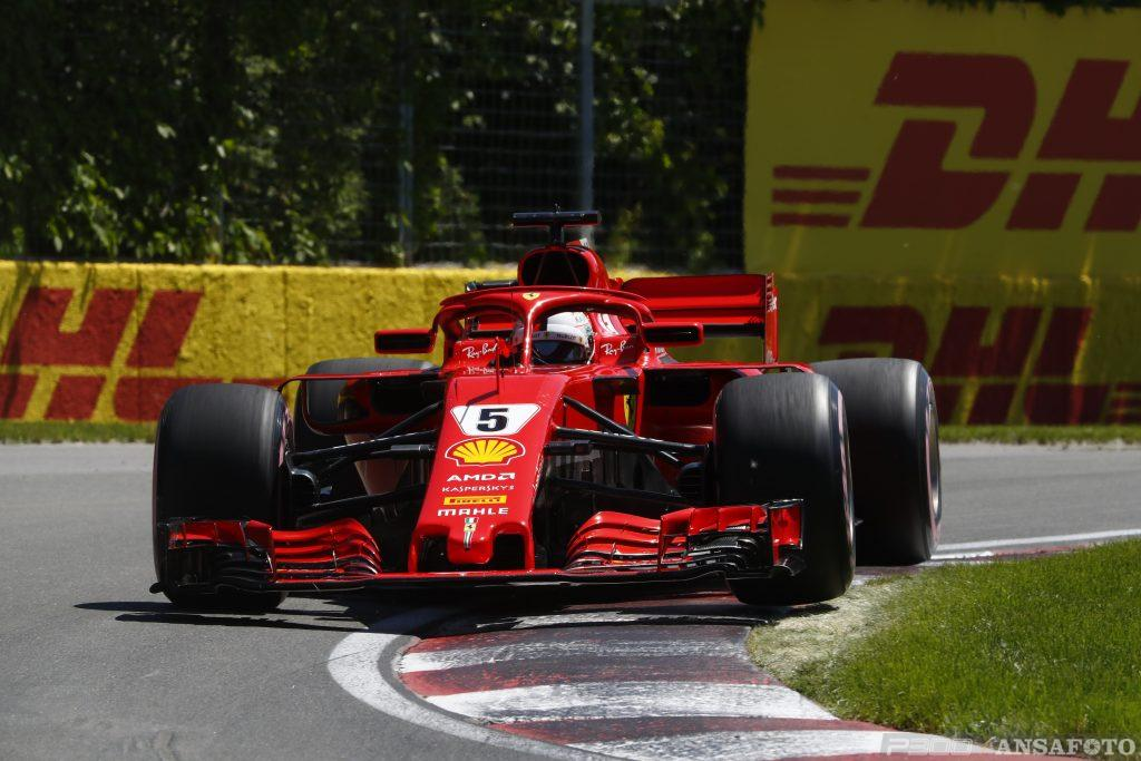 F1 | GP Canada: cavalcata trionfale di Sebastian Vettel!