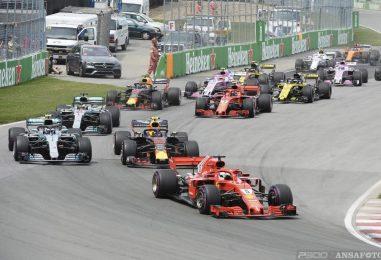F1 | Le mescole scelte dai piloti per il Gran Premio di Francia