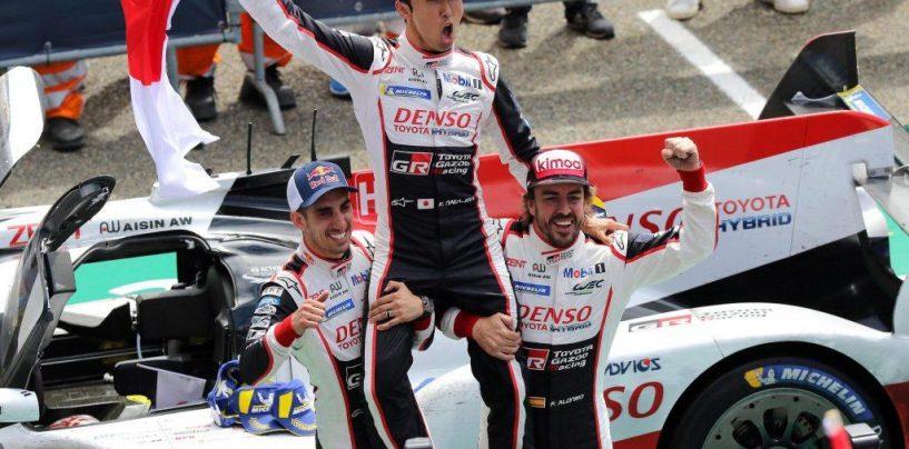 """<span class=""""entry-title-primary"""">Nakajima, Re silenzioso di Le Mans</span> <span class=""""entry-subtitle"""">Dall'inferno al paradiso in due anni. Kazuki merita più di tutti la vittoria </span>"""