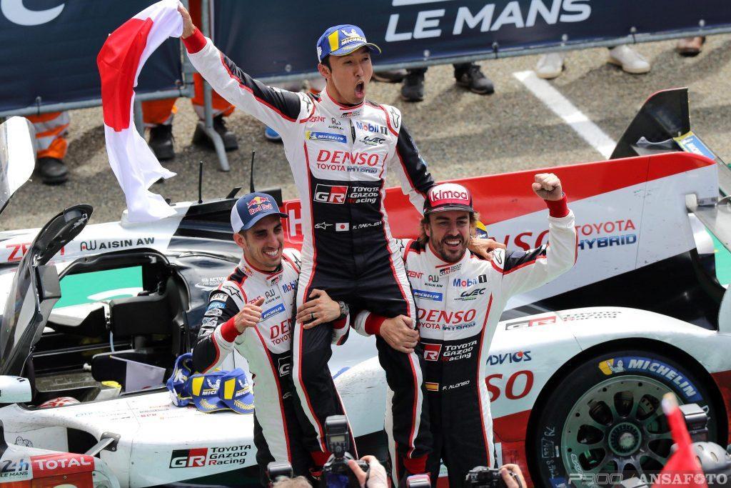 Nakajima, Re silenzioso di Le Mans