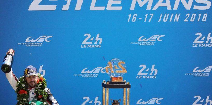"""<span class=""""entry-title-primary"""">Un Maalox offerto da Alonso</span> <span class=""""entry-subtitle"""">Le solite banalità dietro alla splendida vittoria a Le Mans di Fernando</span>"""